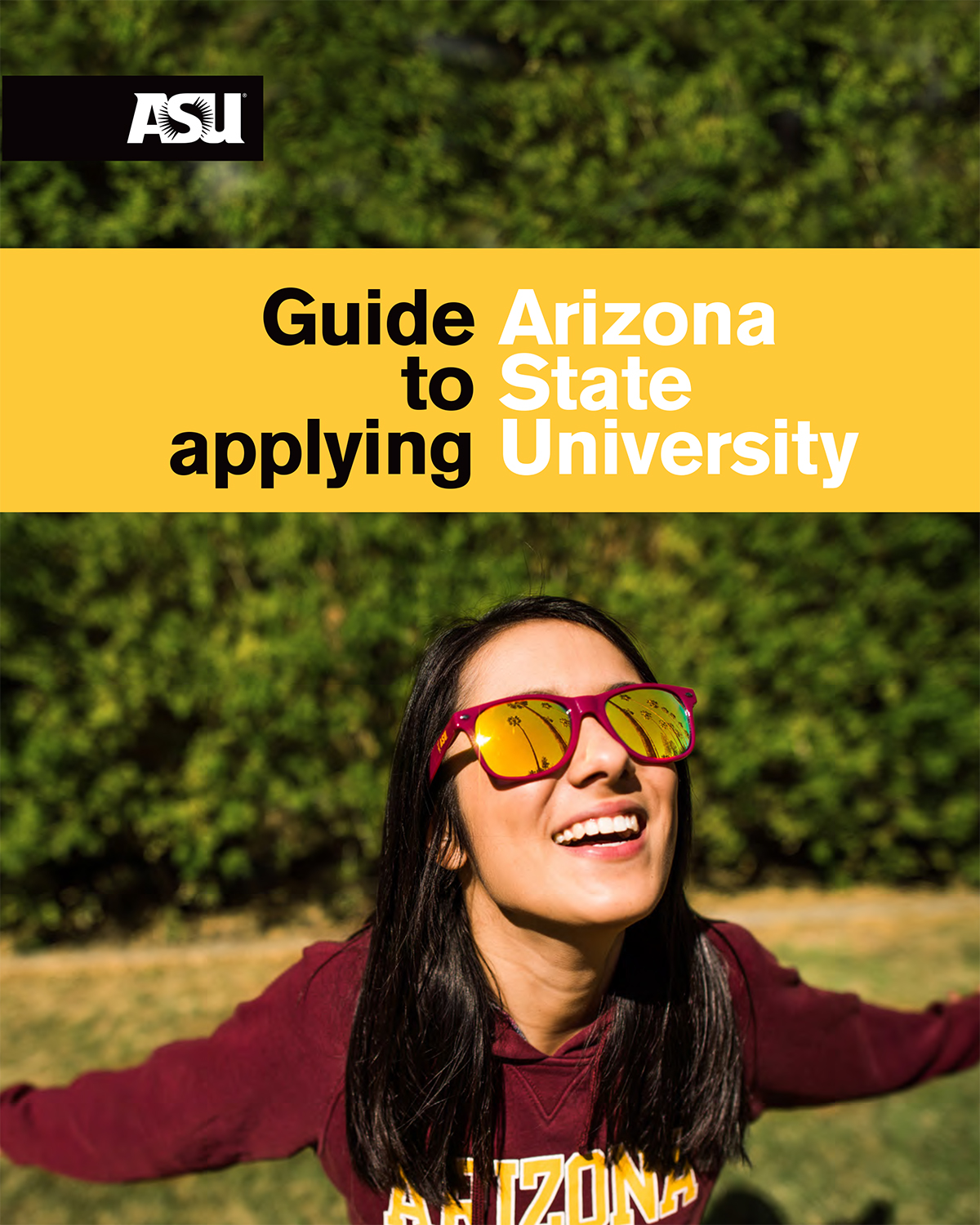 cover of recruitment packet