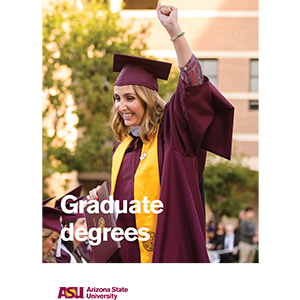 Graduate degrees cover